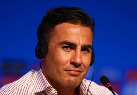 Guangzhou, Cannavaro pour succéder à Lippi