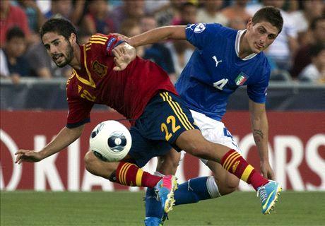Ufficiale, a marzo sarà Italia-Spagna