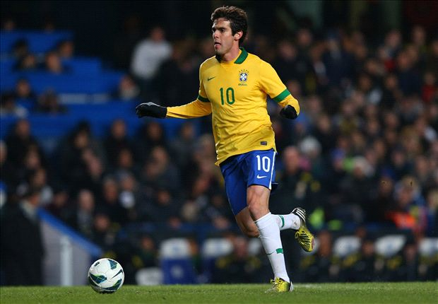 Kaka backs Fred and Oscar to shine for Brazil