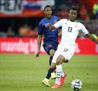 Ayew to miss Uganda clash