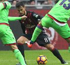 LIVE: Milan 2-1 Crotone