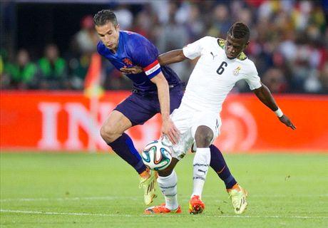 Ghana can win Afcon 2015 – Acquah