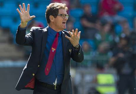 Capello: Football is not for 'fairies'