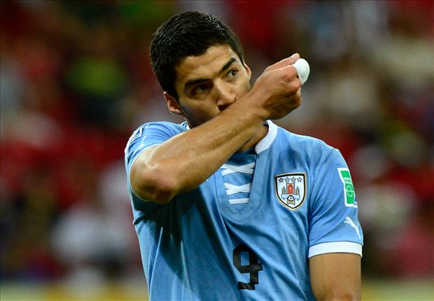 Suarez looking forward to World Cup as recovery continues