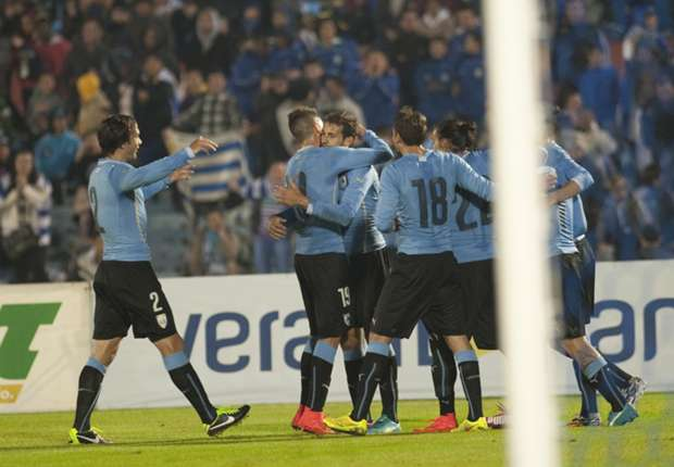Uruguay-Slovenia Preview: Stuani & Hernandez look to impress in Suarez's absence