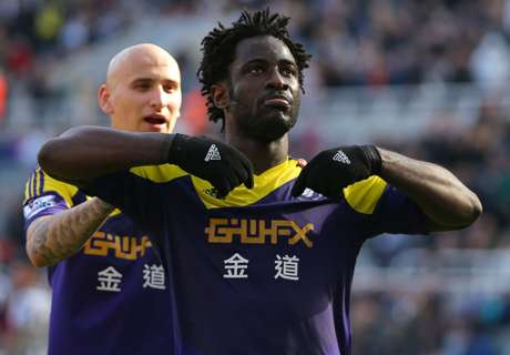 Bony to Man City a match made in heaven