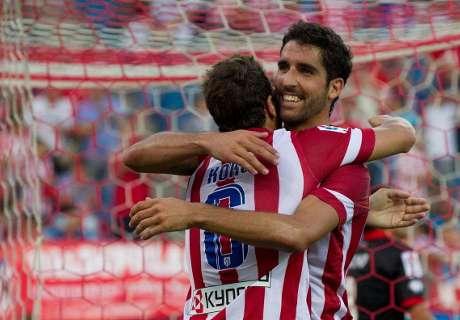 Atlético de Madrid y una dura prueba