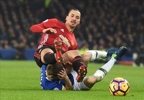 LIVE: Everton v Manchester United
