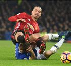 Everton Tahan Manchester United