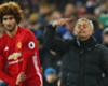 Mourinho defends himself over Fellaini
