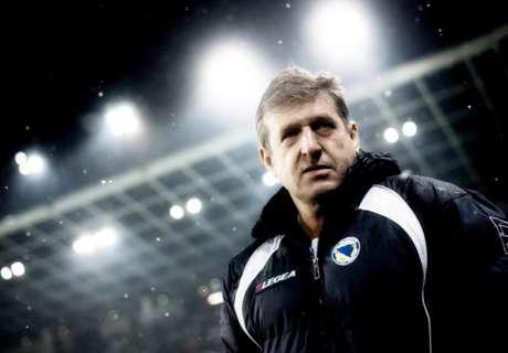 กุนซือบอสเนียฯชี้ลูกทีมขาดประสบการณ์ทำปิ๋วบอลโลก