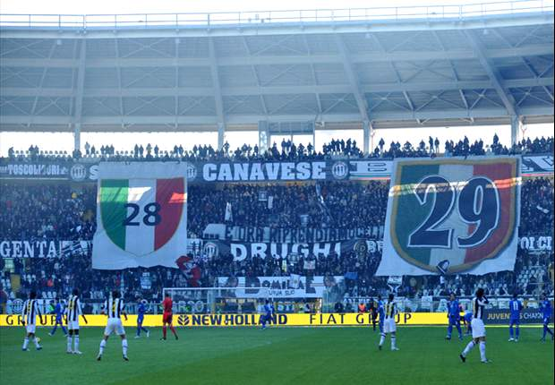 Lega Calcio Enforce Part Closure Of Stadio Olimpico For Juventus-Roma Clash