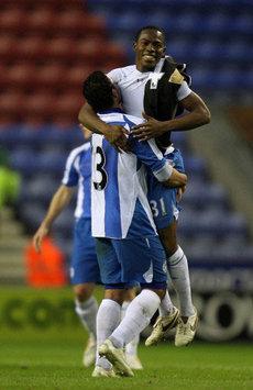 EPL: Maynor Figueroa, Wigan Athletic v Tottenham Hotspur (PA)