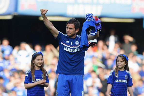 Redknapp: I would have kept Lampard
