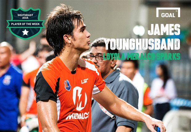 Goal Southeast Asia Player of the Week: James Younghusband