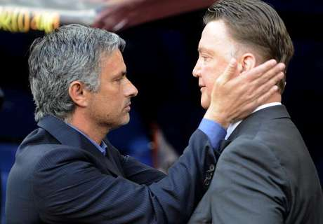 Can Van Gaal outwit protege Mourinho?