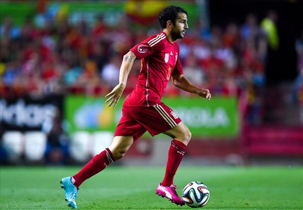 Cazorla encourages Arsenal return for Fabregas