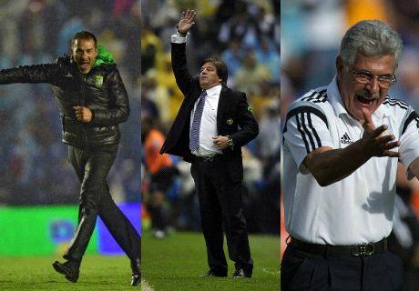 Dominan La Liga MX