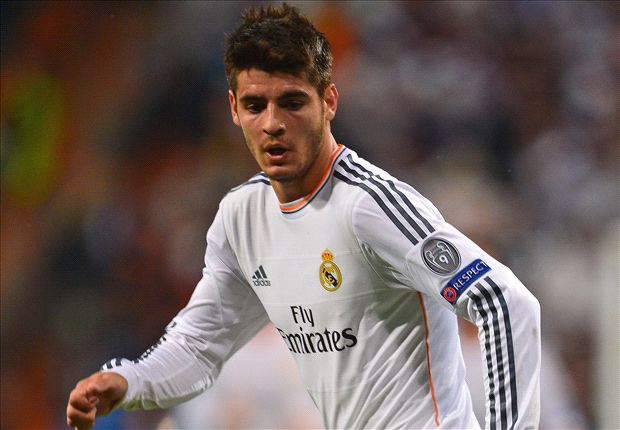 Arsenal target Morata can leave on loan, admits Ancelotti