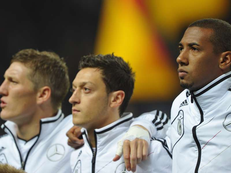 'I'm sorry he has to leave this way' - Ozil speaks out on Boateng's Germany axing