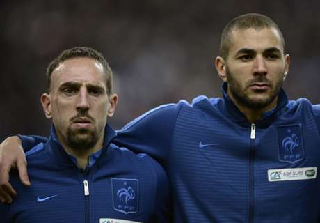 'Ribery was right to quit France'