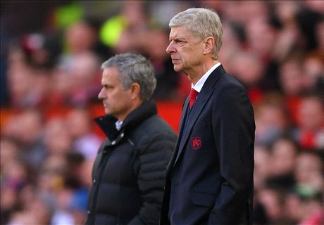 How Mou is more like Wenger every day