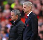 Mourinho's more like Wenger every day