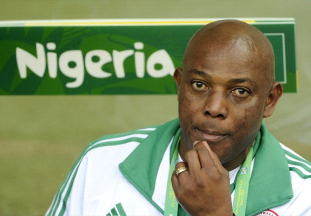 Stephen Keshi has signed a new Nigeria contract