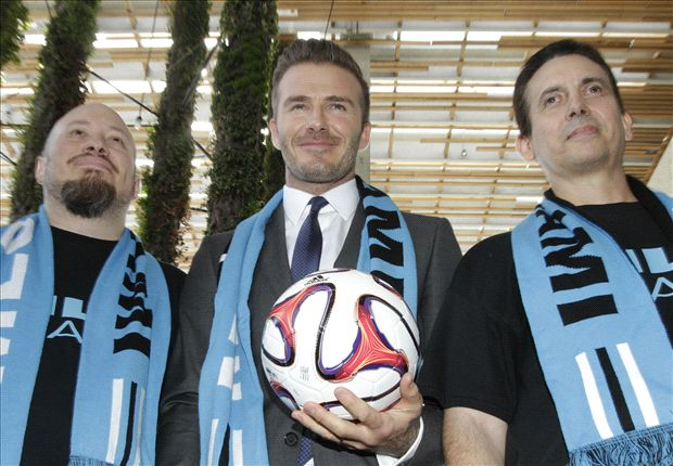 Beckham: 'There's never been a player-owner, but maybe?'