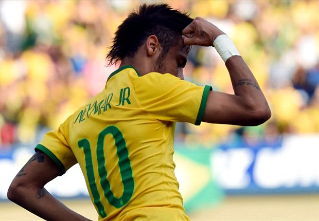 Neymar: I'm still not fully fit