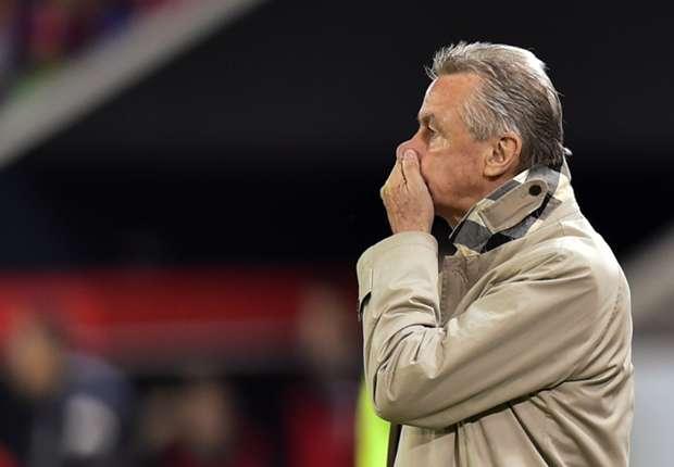 Gegen Argentinien muss Ottmar Hitzfeld auf Stürmer Mario Gavranovic verzichten