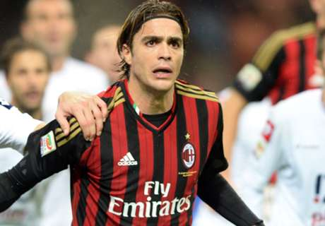 Official: Matri leaves AC Milan for Genoa