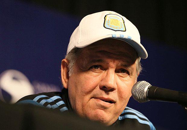 Don't underestimate Bosnia-Herzegovina, warns Argentina boss Sabella