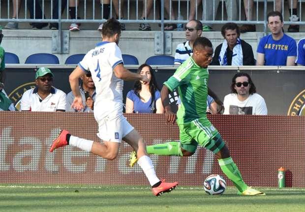 Greece 0-0 Nigeria: Boring draw between World Cup bound duo