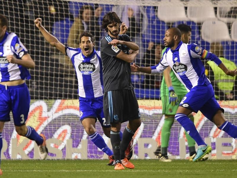 Liga, 14ª giornata - Cinquina Deportivo, Siviglia ko, pari nel Clasico