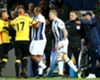 Watford and West Brom fined £45,000 each by FA