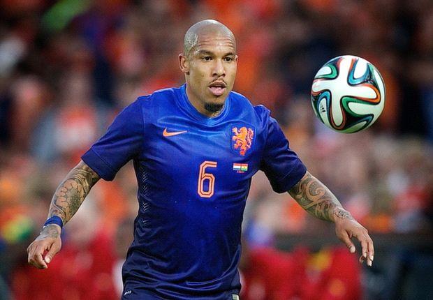Nigel de Jong Netherlands