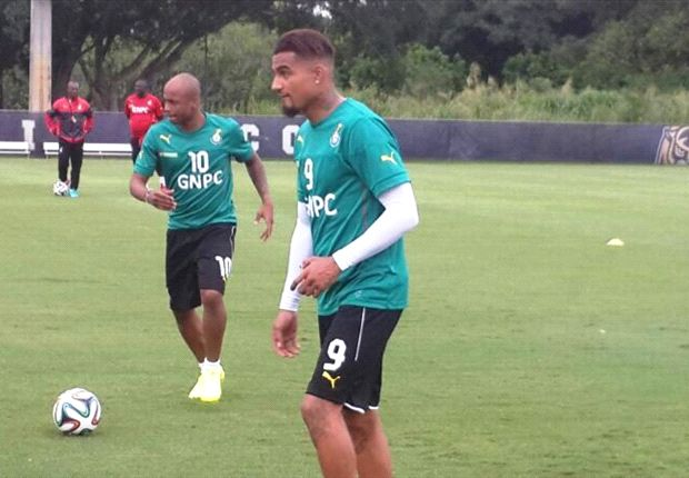 Boateng: Ghana conceded cheap goals against USA