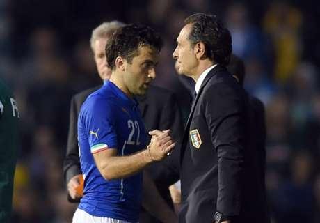 Fiorentina, Giuseppe Rossi et le cas