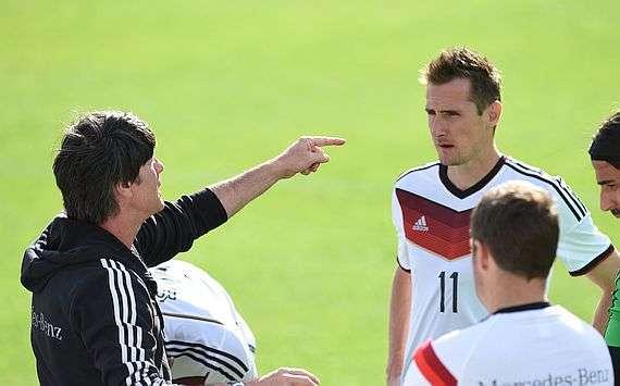 Miroslav marca el gol 69 y hace historia