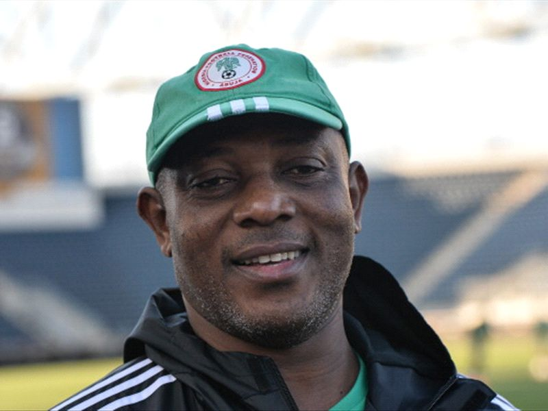 ' Keshi didn't reject NFF's new contract'