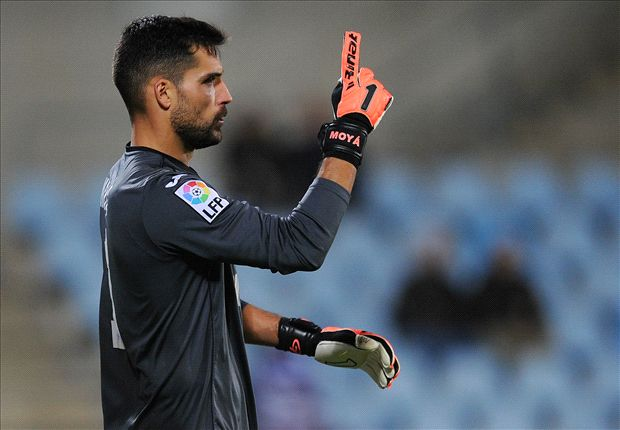 Official: Atletico complete signing of Getafe keeper Moya