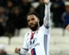 Lacazette subject of €70m bid, claim Lyon