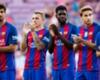 Zwischenfazit der Barcelona-Neuzugänge: Reichlich Luft nach oben