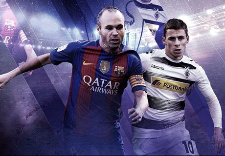 EN VIVO: Barcelona 1-0 Borussia M.