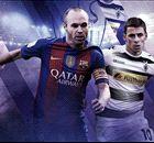 LIVE: Barcelona vs Gladbach