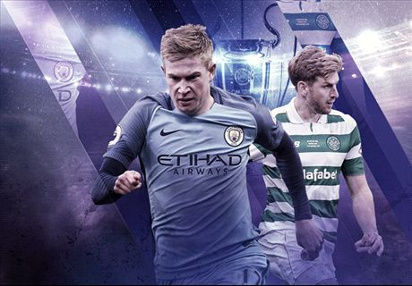 LIVE: Manchester City vs. Celtic