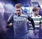 LIVE: Man City vs Celtic