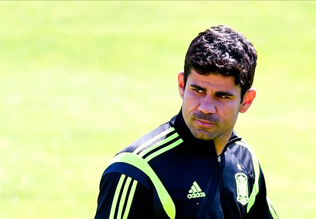 Diego Costa passes Chelsea medical
