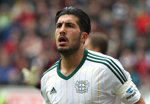 Liverpool sign Emre Can from Bayer Leverkusen